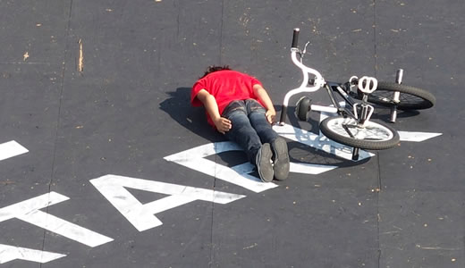 BMXフラットランド世界選手権@ハーバーランド(2)-4