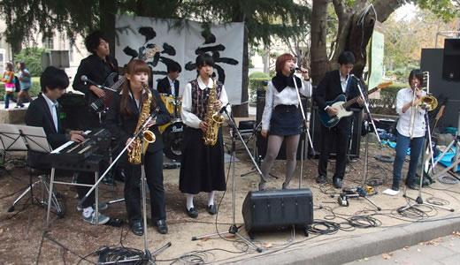 神戸大学六甲祭2014-3