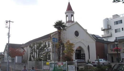 神戸ハリストス正教会バザー@山本通り-1