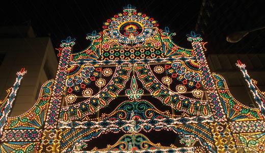 神戸ルミナリエ2014-4