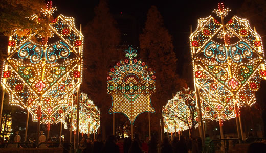 神戸ルミナリエ2014(2)-5