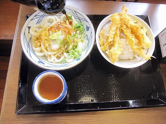 バレーボール大会と丸亀製麺@磯上通♪