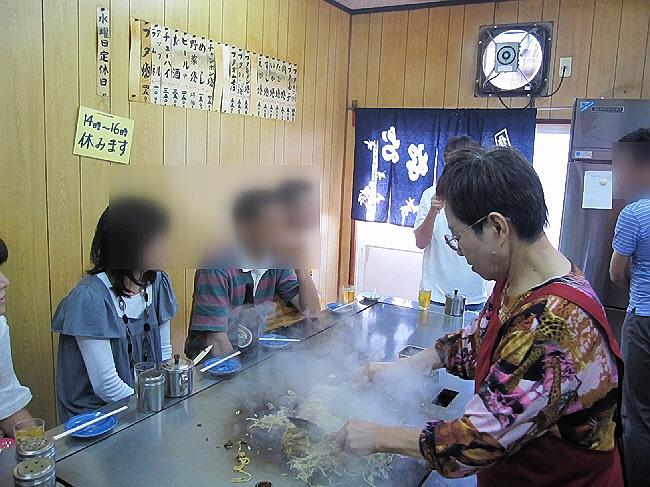 さぁ週末は『最強のこなもんツアー』☆下町お好み焼きvs日本蕎麦だ~^^