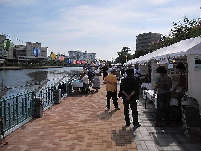 第10回兵庫運河祭☆昼の部編♪
