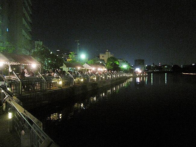キコサロン『大黒正宗祭』&兵庫運河祭☆夜の部編♪