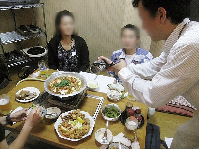 かどや@阪神岩屋で『焼き豚足』を頬張る会