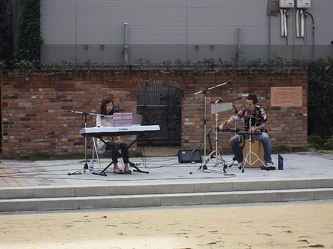 神戸ジャズストリート2010~トアロードクラフトアート2日目(^^♪
