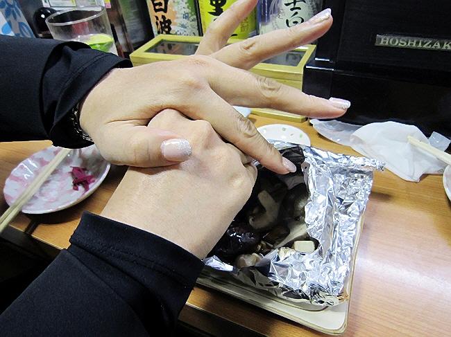 京橋の3軒目はとっておきの『まっちゃん』へ☆彡