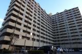 キャナルタウン南:従前入居者向けとされる市営住宅