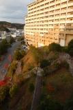 神戸市営住宅・ベルデ名谷 4番館前