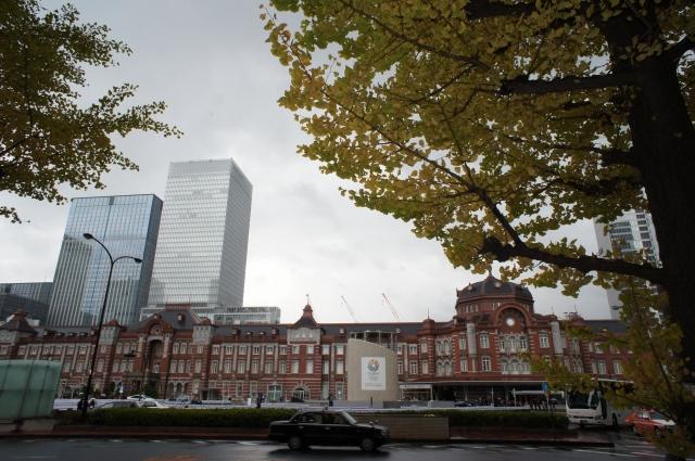 東京駅55