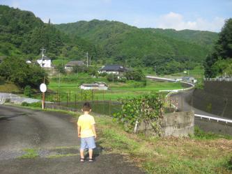 孫と田舎2