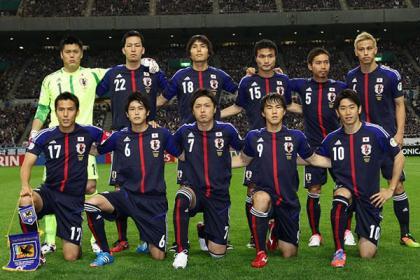 サッカー日本代表選手[1]