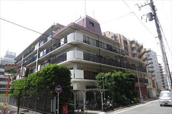 コートハウス東品川外観_R