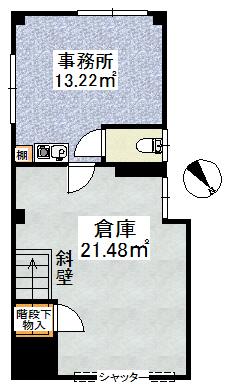 中央3村上邸倉庫