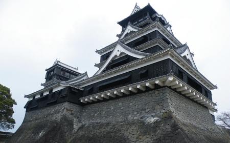 旧聞に属する話2010-熊本城
