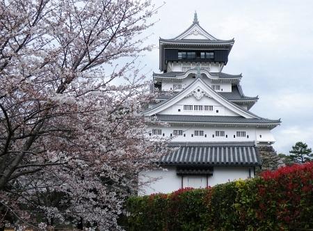 旧聞に属する話2010-小倉城