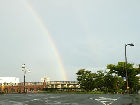 旧聞に属する話2010-虹
