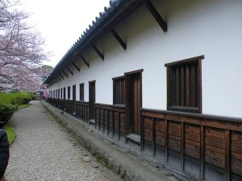 旧聞に属する話2011-多門櫓