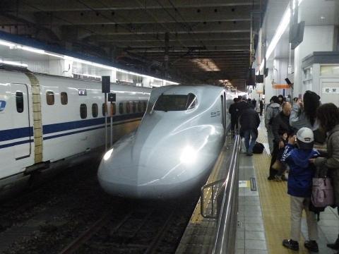旧聞に属する話2011-九州新幹線