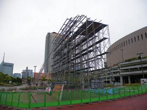旧聞に属する話2011-山小屋