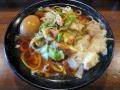 池谷精肉店の特丸鶏唐麺麺多め141025