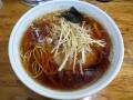 一麺のネギラーメン141128