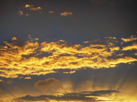 2012.9.19 光の雲