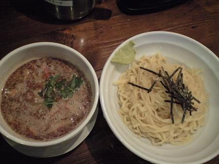 麺や 月星 つけ麺