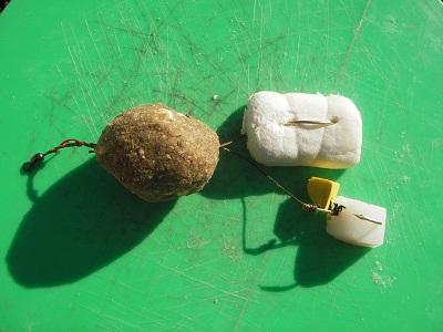 ラセン2本バリにカマボコとパン