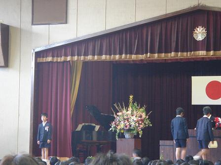 2011 3.18凌生卒業式