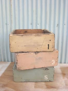 木箱(正方形)