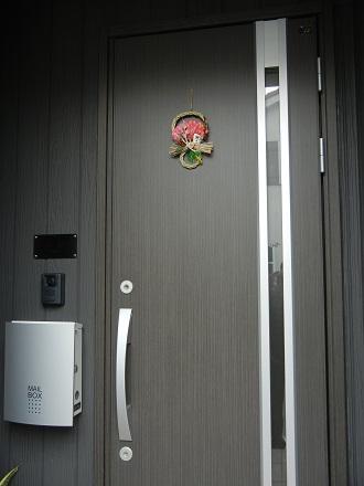 a玄関飾り1