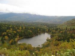 八幡平 湖