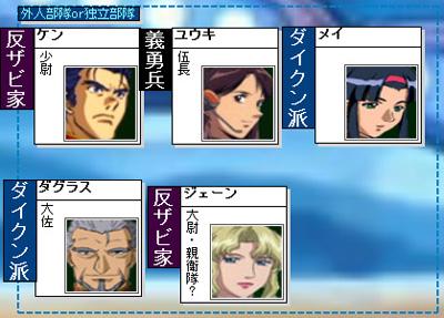 ジオン地球攻撃軍05