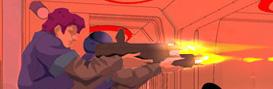 雷神7戦闘シーン01
