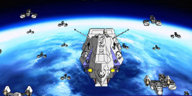 雷神7宇宙船01