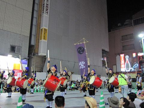 歌舞伎町広場前