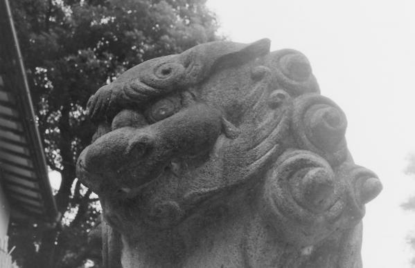 菅原神社(世田谷区松原)2