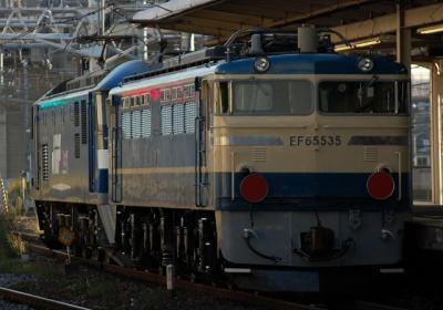 9084レ EF210-161+EF65 535