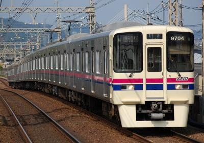 No.54 9004F 各停新宿行