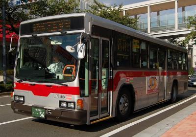 NJ1854 た63 あざみ野駅