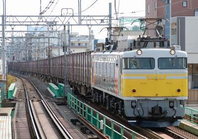 96レ EF81 92+コキ20B