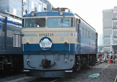 EF65 535 惜別HM