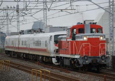回9199レ DE10 1202+キヤE193系 East i-D