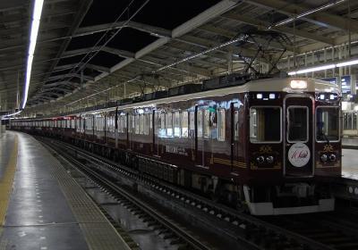 6001F 普通梅田行