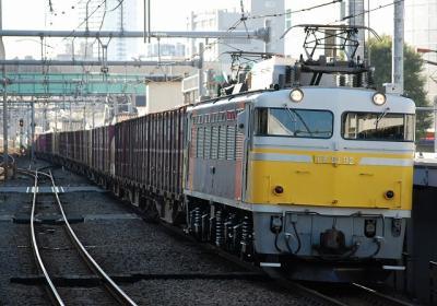 75レ EF81 92+コキ