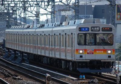 106ゥ 9006F B各停大井町行