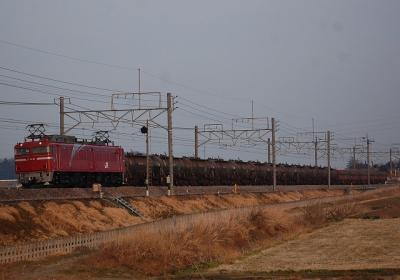5781レ EF81 81+タキ+トキ
