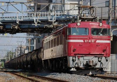 5388レ EF81 81+タキ12+トキ6
